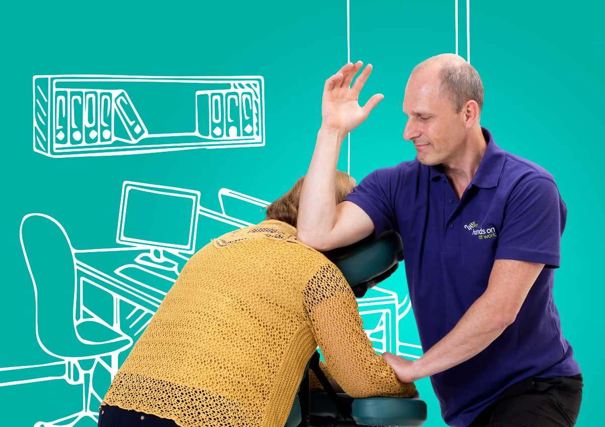 Workplace Massage treatments